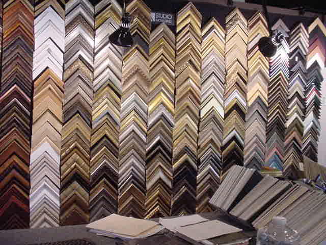 Custom picture framing Chicago